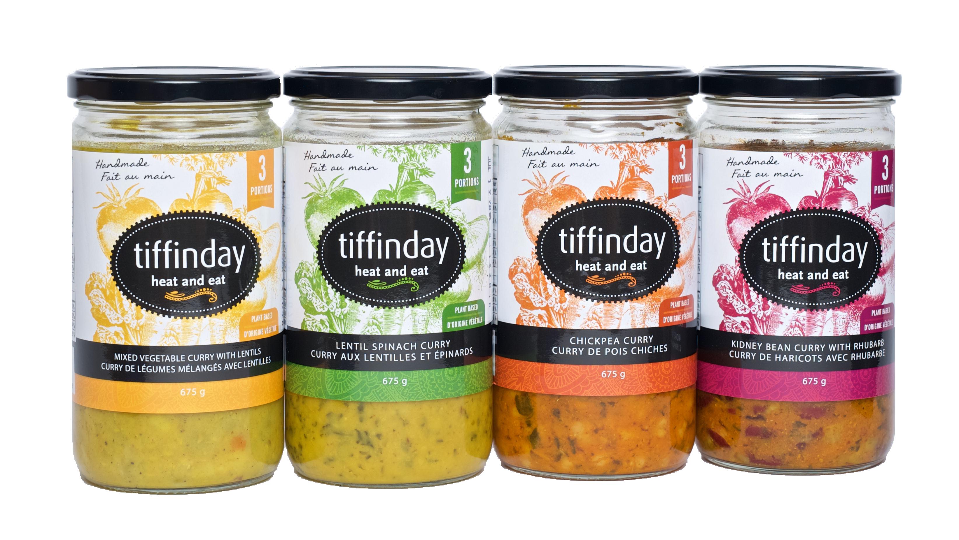Tiffinday Stews